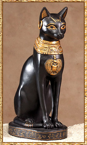 Bastet, Goddess of Cats